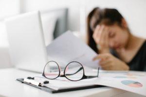 工作、财政、家族和时间过少是压力感的主要来源