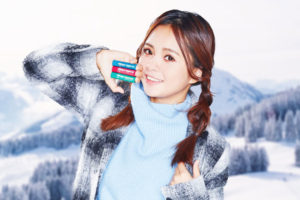 中国销售的碧唇润唇膏有三种香型,含有SPF 15,可抵挡阳光中的易伤害皮肤的UVB射线